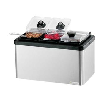 SVP87290 - Server - 87290 - Insulated Mini Bar w/3 Jars and Spoons Product Image