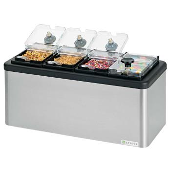 SVP87480 - Server - 87480 - Insulated Mini-Bar w/4 Jars and Spoons Product Image