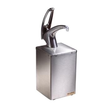 SANP4800 - San Jamar - P4800 - Frontline Polished Pump Box Product Image