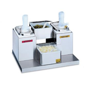 SANP9725 - San Jamar - P9725 - Self-Serv Condiment Center Product Image