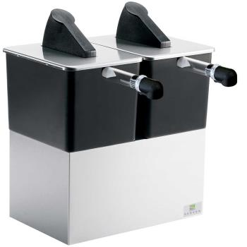 SVP07300 - Server - 07300 - Express™ Countertop (2) Pump Dispensing System w/ S/S Shroud Product Image