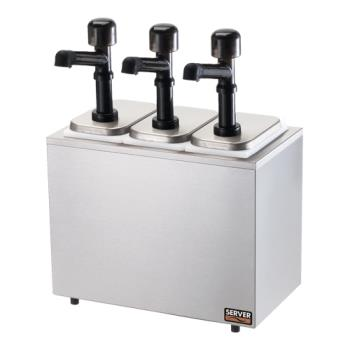 SVP79810 - Server - 79810 - Countertop Bar Combo w/(3) Jars & Solution™ Pumps Product Image
