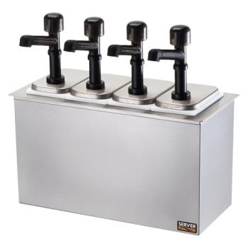 SVP79840 - Server - 79840 - Drop-In Bar Combo w/(4) Jars & Solution™ Pumps Product Image