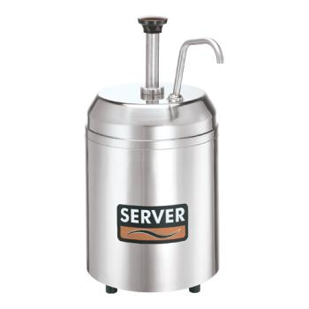 SVP94000 - Server - 94000 - Insulated Countertop Cream Server & Pump Product Image