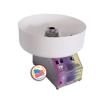 PAR7105300 - Paragon - 7105300 - Spin Magic Cotton Candy Machine w/Plastic Bowl Product Image