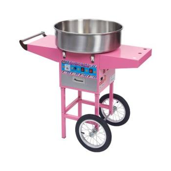 WINCCM28M - Winco - CCM-28M - Cotton Candy Machine w/ Cart Product Image