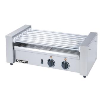 ADMRG07 - Adcraft - RG-07 - 18 Hot Dog Roller Grill Product Image