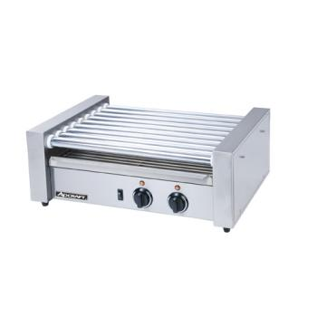 ADMRG09 - Adcraft - RG-09 - 24 Hot Dog Roller Grill Product Image