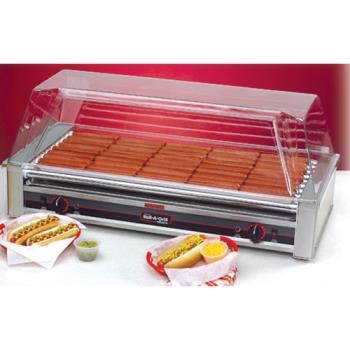 NEM8045W - Nemco - 8045W - 45 Hot Dog Roller Grill Product Image