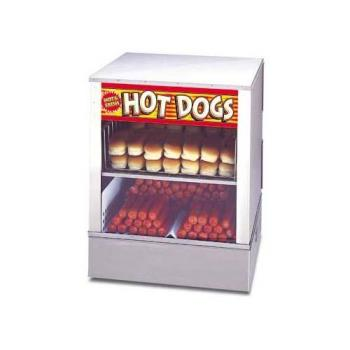 95208 - APW Wyott - DS-1A - Mr. Frank™ Countertop Hot Dog Steamer/Bun Warmer Product Image