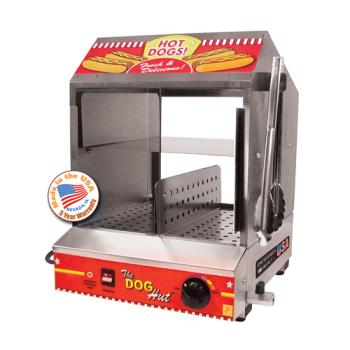 21220 - Paragon - 8020 - Hot Dog Steamer Product Image