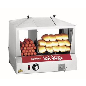 95328 - Star - 35SSC - Classic Steamro Jr. Hot Dog Steamer Product Image