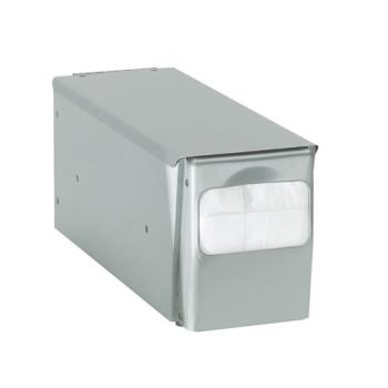 DRMCTLOWBS - Dispense-Rite - CT-LOW-BS - Single Sided Countertop Low Fold Napkin Dispenser Product Image