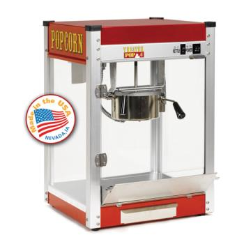 PAR1104210 - Paragon - 1104210 - 4 oz Electric Countertop Popcorn Popper Product Image