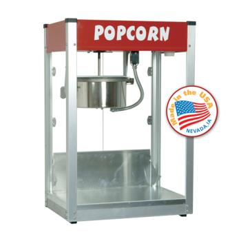 PAR1108510 - Paragon - 1108510 - TF8- 8 oz Thrifty Popcorn Popper Product Image