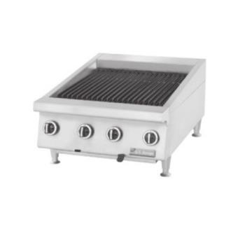 GARUTBG48AR48 - Garland - UTBG48-AR48  - 48 in Radiant Gas Char-Broiler w/ Adjustable Grate Product Image