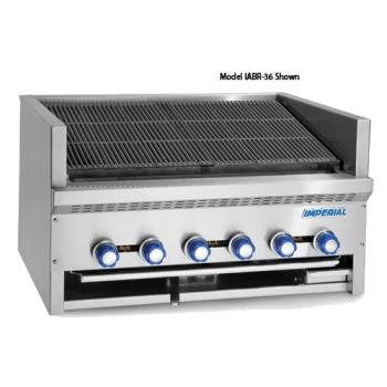 IMPIABR36 - Imperial - IABR-36 - 36 in Radiant Countertop Steakhouse Broiler Product Image