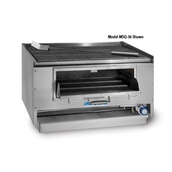 IMPMSQ60 - Imperial - MSQ-60 - 60 in Mesquite Charbroiler Product Image