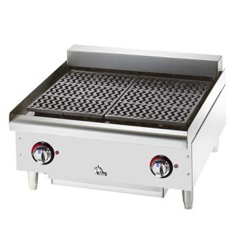 STA5124CF - Star - 5124CF - 24 in Star-Max® Electric Charbroiler Product Image