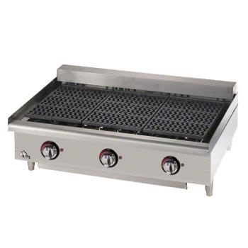 STA5136CF - Star Manufacturing - 5136CF - Star-Max® 36 in Electric Charbroiler Product Image