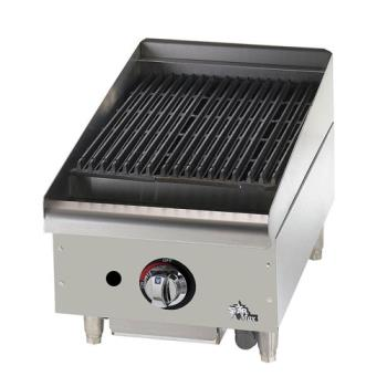 STA6115RCBF - Star - 6115RCBF - Star-Max® 15 in Radiant Gas Charbroiler Product Image