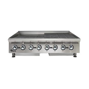STA8048CB - Star - 8048CBA - 48 in Ultra-Max® Lava Rock Gas Charbroiler Product Image