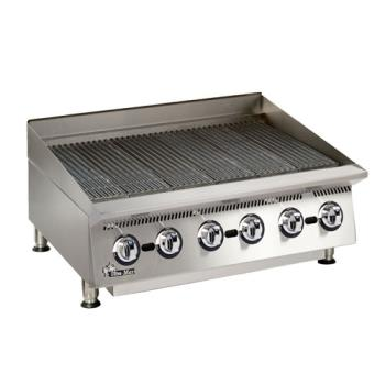STA8136RCB - Star - 8136RCBA - 36 in Ultra-Max® Radiant Gas Charbroiler Product Image