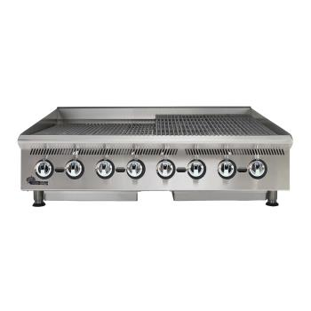 STA8148RCB - Star - 8148RCBA - 48 in Ultra-Max® Radiant Gas Charbroiler Product Image