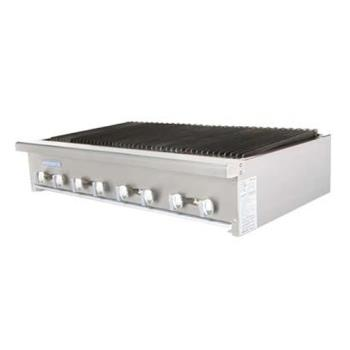 TURTARB48 - Turbo Air - TARB-48 - Radinace 48 in Radiance Countertop Charbroiler Product Image