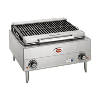 "WELB40 - Wells - B-40 - 21 1/2"" Electric Charbroiler Product Image"