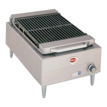 WELB44 - Wells - B-44 - 16 In Electric Charbroiler Product Image