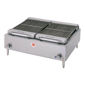 WELB50 - Wells - B-50 - 32 in Electric Charbroiler Product Image