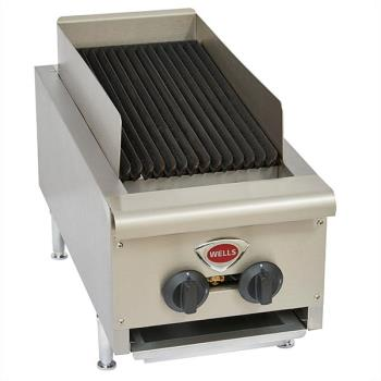 WELHDCB1230G - Wells - HDCB-1230G - 12 in Gas Charbroiler Product Image