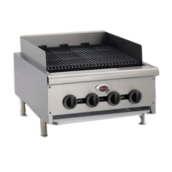 WELHDCB2430G - Wells - HDCB-2430G - 24 in Gas Charbroiler Product Image