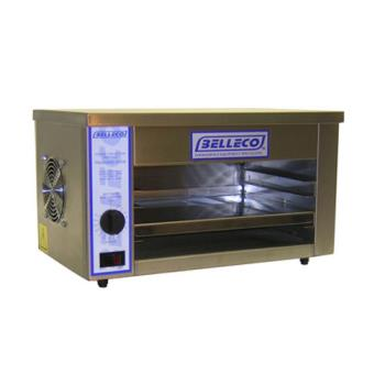 BCOJW1 - Belleco - JW1 - 13 in 120V Electric Countertop Convection Cheesemelter Oven Product Image