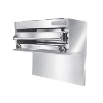 GARUIR60 - Garland - UIR60 - 36 in U Series Infra-Red Salamander Broiler w/ Shelf Product Image
