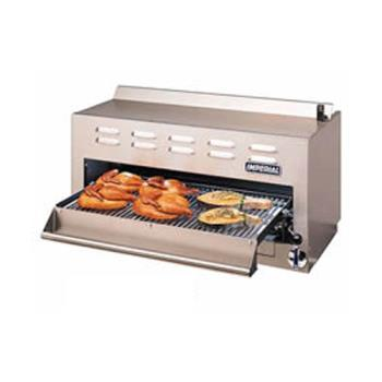 "IMPISB24 - Imperial - ISB-24 - 24"" Elite Infra-Red Salamander Broiler Product Image"