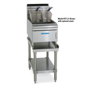 IMPIFST25 - Imperial - IFST-25 - 25 Lb Countertop Gas Fryer Product Image
