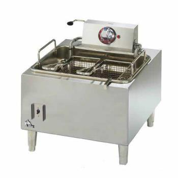 STA301HLF - Star Manufacturing - 301HLF - 15 lb Star-Max® Electric Countertop Fryer Product Image