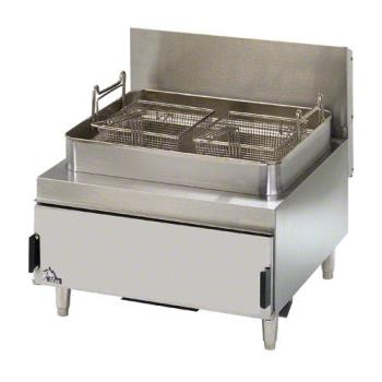 STA630FF - Star Manufacturing - 630FF - 30 lb Star-Max® Electric Countertop Fryer Product Image
