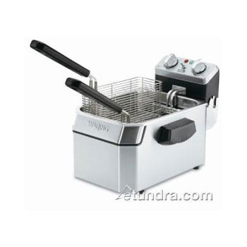 WARWDF1550 - Waring - WDF1550 - 15 Lb Electric Countertop Fryer - 240V Product Image
