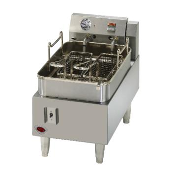 WELF15 - Wells - F-15 - 15 lb Half Basket Countertop Electric Fryer Product Image