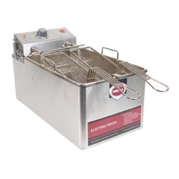 95207 - Wells - LLF-14 - 14 lb Electric Countertop Fryer Product Image