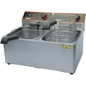 99274 - Winco - EFT-32 - 32 lb Electric Countertop Fryer Product Image