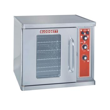 BLOCTBRSINGLE - Blodgett - CTBR Single - Electric Half Size Single Deck Convection Oven Product Image