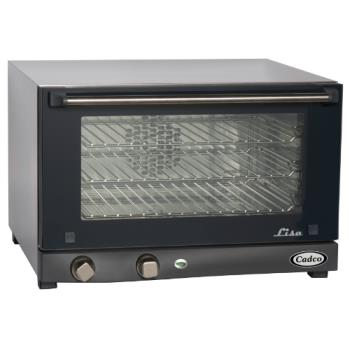 CDOOV013 - Cadco - OV-013 - Compact Half Size Countertop Convection Oven Product Image
