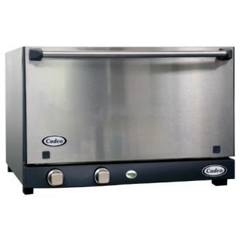 CDOOV013SS - Cadco - OV-013SS - Half Size Catering Convection Oven Product Image