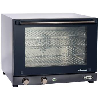 CDOOV023 - Cadco - OV-023 - Compact Half Size Countertop Convection Oven Product Image