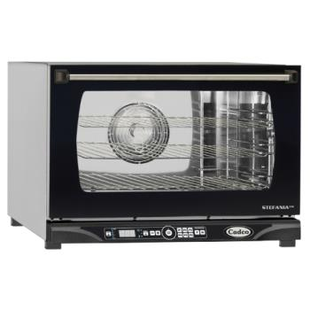 CDOXAF111 - Cadco - XAFT-111 - 120V Line Chef Digital Control Half Size Convection Oven Product Image