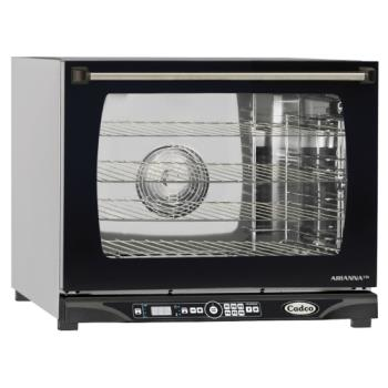 CDOXAF130 - Cadco - XAFT-130 - Line Chef Digital Half Size Convection Oven Product Image